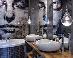 łazienka Z Fototapetą Aranżacje Pomysły Inspiracje