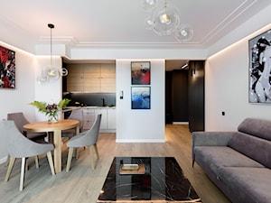 Projekt mieszkania w budynku wielorodzinnym w Pile