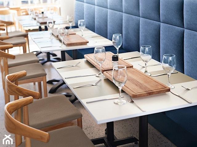 panele dekoracyjne w restauracji