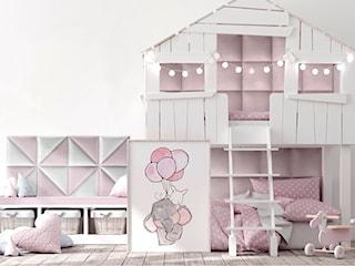 Sprytne sposoby na dekorację ścian w pokoju dziecka – jak odmienić charakter wnętrza?