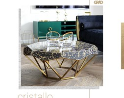 Stolik Kawowy Cristallo - Grad Design - zdjęcie od Grad Design - Homebook