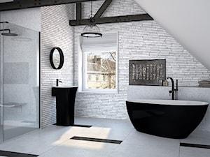 Inspiracje - Łazienka, styl industrialny - zdjęcie od Besco_eu