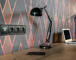 Deco - Biuro, styl nowoczesny - zdjęcie od Karlik Elektrotechnik Sp. z o.o. - Homebook