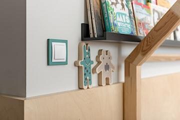 Jakie gniazdka i włączniki elektryczne wybrać do pokoju dziecka?