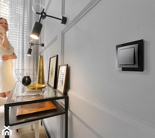 Czy gniazdka i włączniki mogą być dekoracją wnętrza?