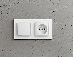 Schody, styl minimalistyczny - zdjęcie od Karlik Elektrotechnik Sp. z o.o. - Homebook