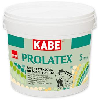 PROLATEX – Farba lateksowa do ścian i sufitów