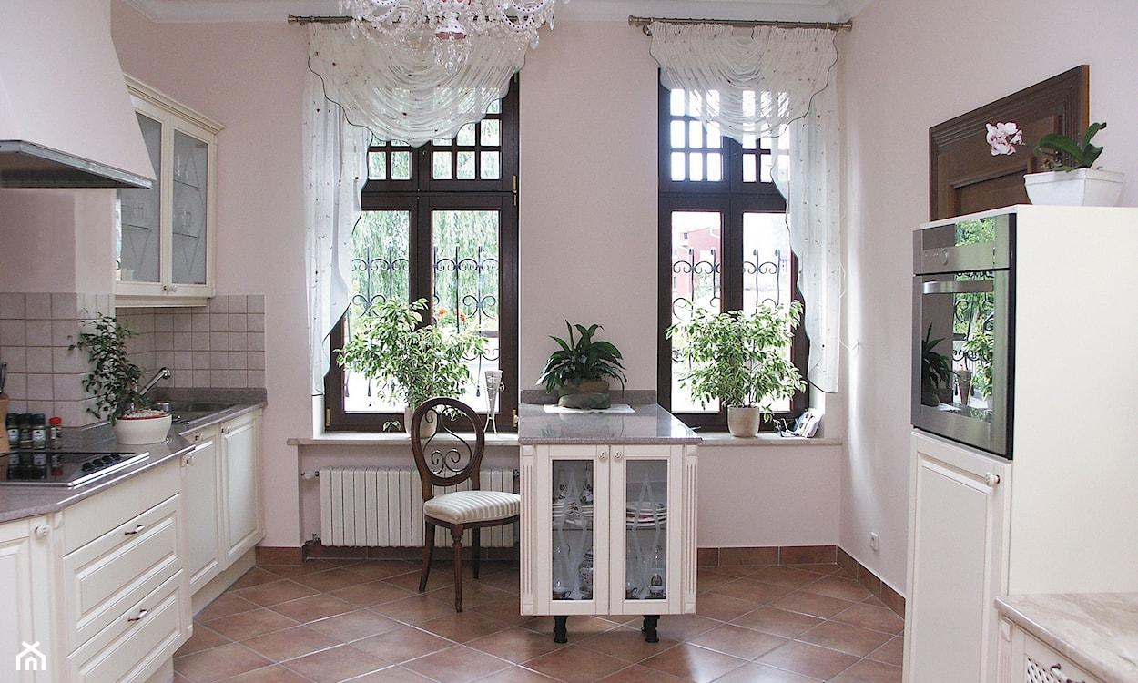 Farby KABE - kuchnia, styl klasyczny