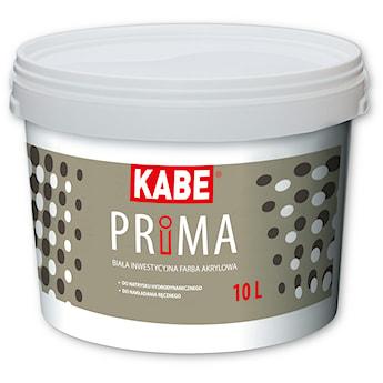 PRIMA – Biała inwestycyjna farba akrylowa