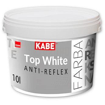 TOP WHITE Anti-Reflex – Antyrefleksyjna farba akrylowa do sufitów