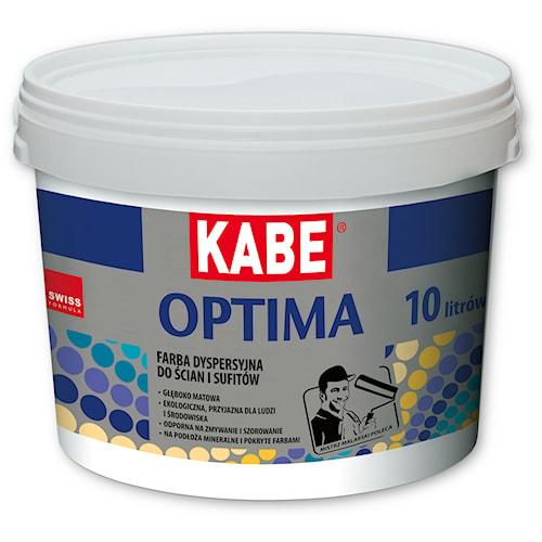 OPTIMA – Farba akrylowa do ścian i sufitów