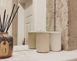Eklektyczny dom realizacja 2021 - Łazienka, styl eklektyczny - zdjęcie od PT8 INTERIOR DESIGN Magdalena Lech Biuro projektowania wnętrz - Homebook