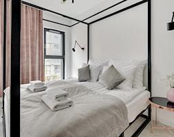 Apartament na wynajem - Gdańsk 2020 - realizacja - Sypialnia, styl nowoczesny - zdjęcie od PT8 INTERIOR DESIGN Magdalena Lech Biuro projektowania wnętrz - Homebook