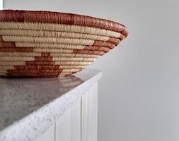 Eklektyczny dom realizacja 2021 - Kuchnia, styl art deco - zdjęcie od PT8 INTERIOR DESIGN Magdalena Lech Biuro projektowania wnętrz - Homebook