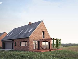 Nowoczesna stodoła - zdjęcie od WR projekt