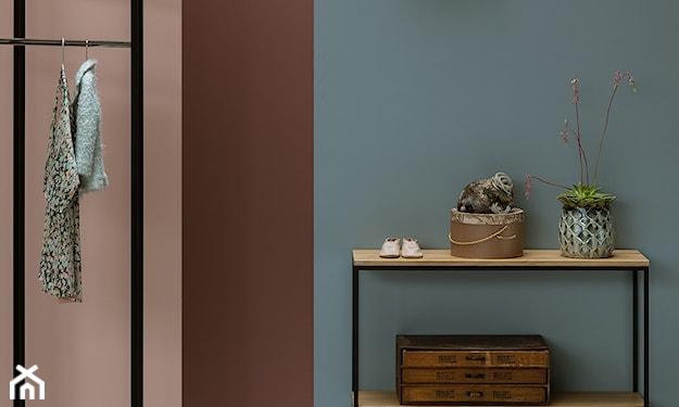 modne kolory ścian do salonu 2021