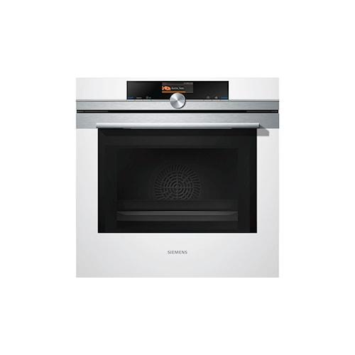 iQ700 Piekarnik z kuchenką mikrofalową HM636GNW1 biały