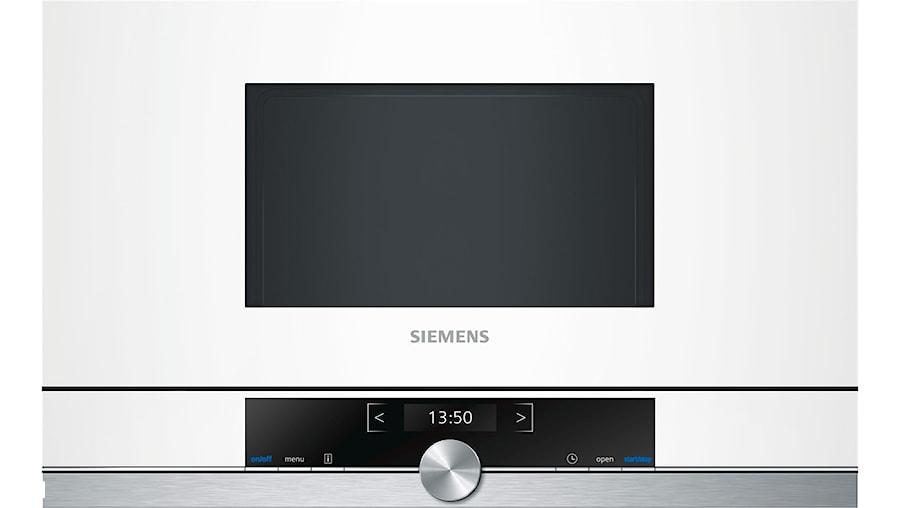 iQ700 Kuchenka mikrofalowa do zabudowy BF634RGW1 biały  Kuchenki mikrofalowe   -> Kuchnia Mikrofalowa Do Zabudowy Siemens