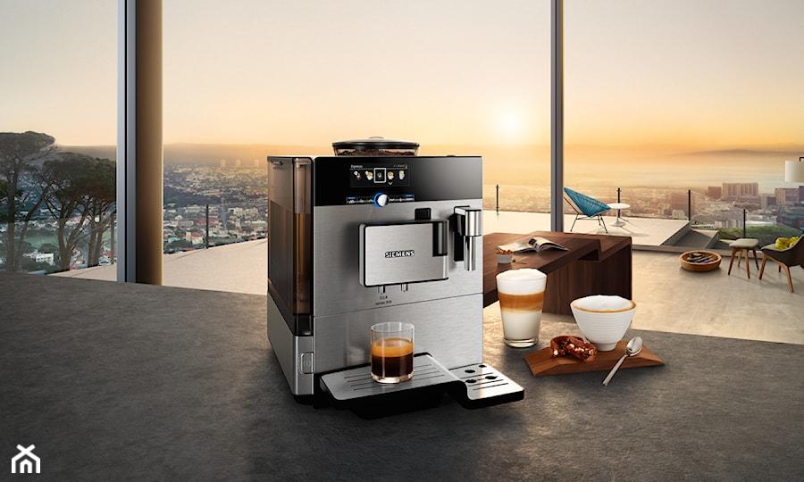 Drobny sprzęt kuchenny  Kuchnia, styl nowoczesny  -> Kuchnia Wolnostojąca Siemens
