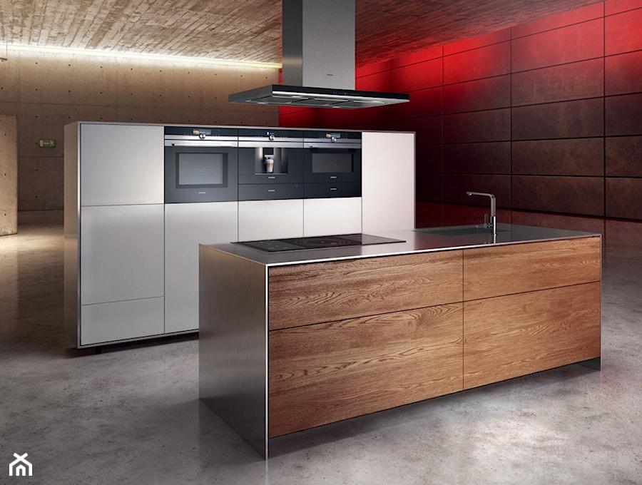 Piekarniki i kuchenki mikrofalowe  Kuchnia, styl   -> Kuchnia Wolnostojąca Siemens