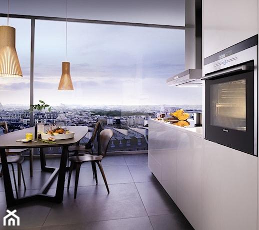 Piekarniki i kuchenki mikrofalowe  Kuchnia  zdjęcie od   -> Kuchnia Wolnostojąca Siemens