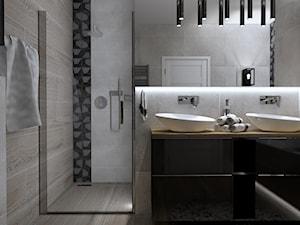 Niezwykły klimat łazienki z duszą...