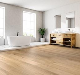 Podłoga do łazienki – dlaczego warto postawić na panele winylowe?