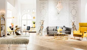Salon styl Eklektyczny - zdjęcie od sfmeble.pl