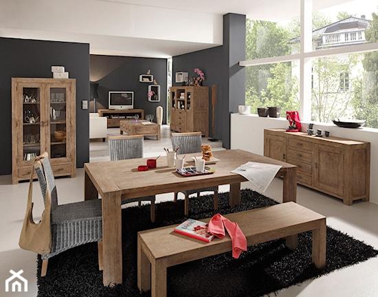 Meble Ogrodowe Drewniane Leroy Merlin : Nowoczesne Drewniane Meble Od Hudson Furniture Meble Krzesła Stoły