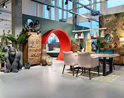 Showroom KARE w Warszawie - Wnętrza publiczne, styl eklektyczny - zdjęcie od sfmeble.pl - Homebook