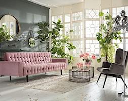 Salon, styl eklektyczny - zdjęcie od sfmeble.pl - Homebook