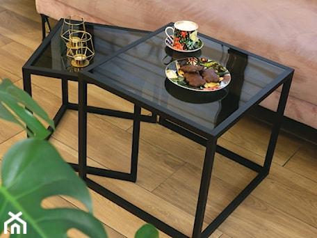 Aranżacje wnętrz - Salon: Stolik kawowy Duo - Alus Sp z o o. Przeglądaj, dodawaj i zapisuj najlepsze zdjęcia, pomysły i inspiracje designerskie. W bazie mamy już prawie milion fotografii!