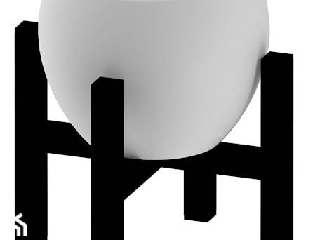 Aranżacje wnętrz - Ogród: Kwietnik 225x225x180 - Alus Sp z o o. Przeglądaj, dodawaj i zapisuj najlepsze zdjęcia, pomysły i inspiracje designerskie. W bazie mamy już prawie milion fotografii!