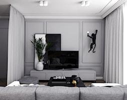 Mieszkanie+w+stylu+klasycznym+z+elementami+glamour%27u.+-+zdj%C4%99cie+od+MILK%2FDESIGNS+ARCHITEKTURA%26WN%C4%98TRZA