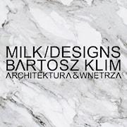 MILK/DESIGNS ARCHITEKTURA&WNĘTRZA - Architekt / projektant wnętrz