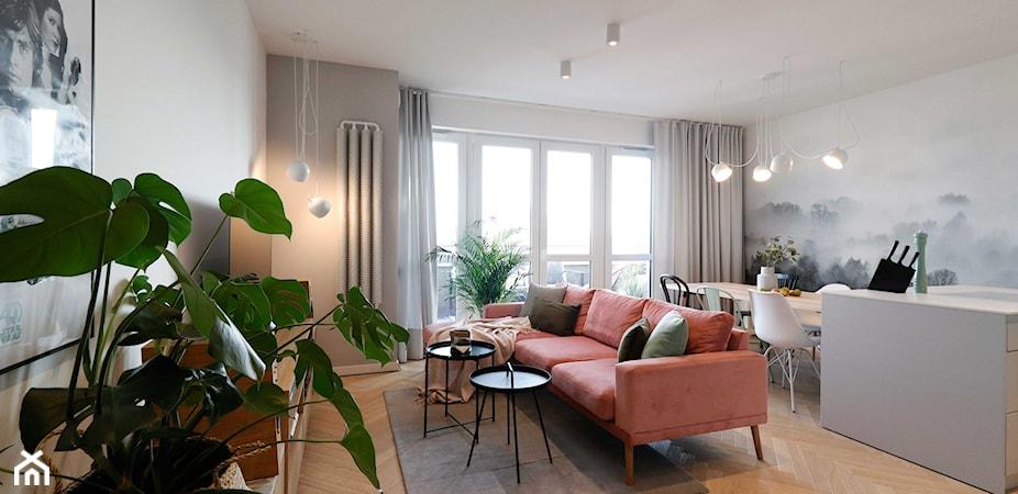 10 pomysłów na oryginalną aranżację salonu, czyli sofa w roli głównej