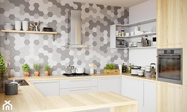 heksagonalne płytki do kuchni