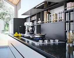 Kuchnia+otwarta+na+salon+z+jadalni%C4%85+-+zdj%C4%99cie+od+Okapy+kuchenne
