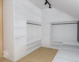 Garderoba - zdjęcie od Pracownia Architektury Wnętrz - VAGart.pl - Homebook