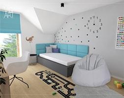 Pokój chłopca - zdjęcie od Pracownia Architektury Wnętrz - VAGart.pl - Homebook