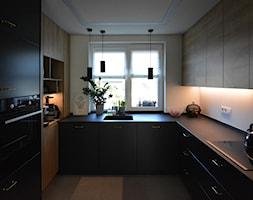 dom 154m2 - Kuchnia, styl nowoczesny - zdjęcie od a3projektowaniewnetrz - Homebook