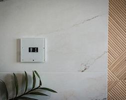 dom 154m2 - Łazienka, styl nowoczesny - zdjęcie od a3projektowaniewnetrz - Homebook