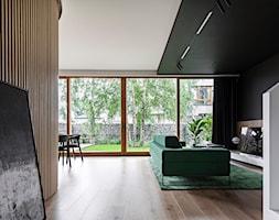 OSTRÓDZKA - Salon, styl nowoczesny - zdjęcie od KAEL Architekci - Homebook
