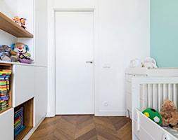Pokój dziecka w mieszkaniu. - zdjęcie od KAEL Architekci