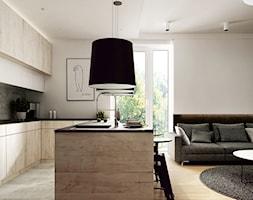 Kuchnia+-+zdj%C4%99cie+od+KAEL+Architekci