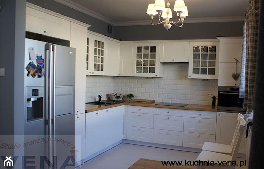 Meble kuchenne Lublin  Vena  W stylu prowansalskim  zdjęcie od Aranżacje w   -> Kuchnia Meble Lubin