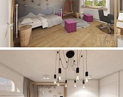 pokój nastolatki - zdjęcie od nanoSTUDIO