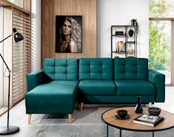 Kanapa Asgard - Salon, styl eklektyczny - zdjęcie od ELTAP - Homebook