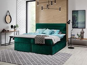 Łóżko Softy - Sypialnia, styl eklektyczny - zdjęcie od ELTAP