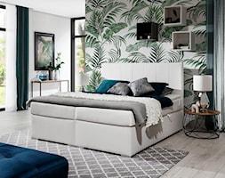 Łóżko w typie kontynentalnym - Bolero - zdjęcie od ELTAP - Homebook